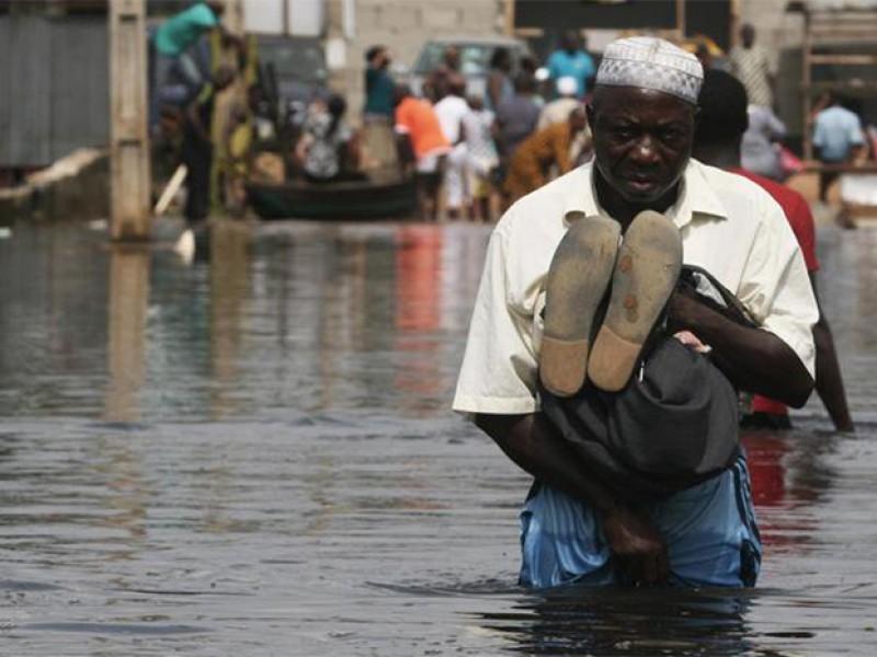 44 muertos por inundaciones en Nigeria