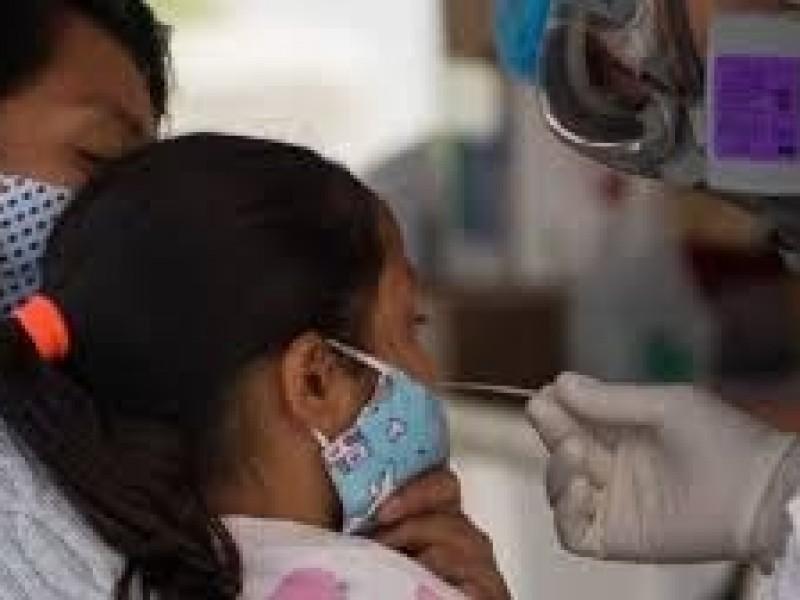 4,493 menores de edad han contraído COVID19 en Puebla