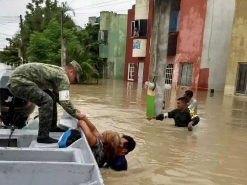 45% del territorio municipal susceptible a inundaciones