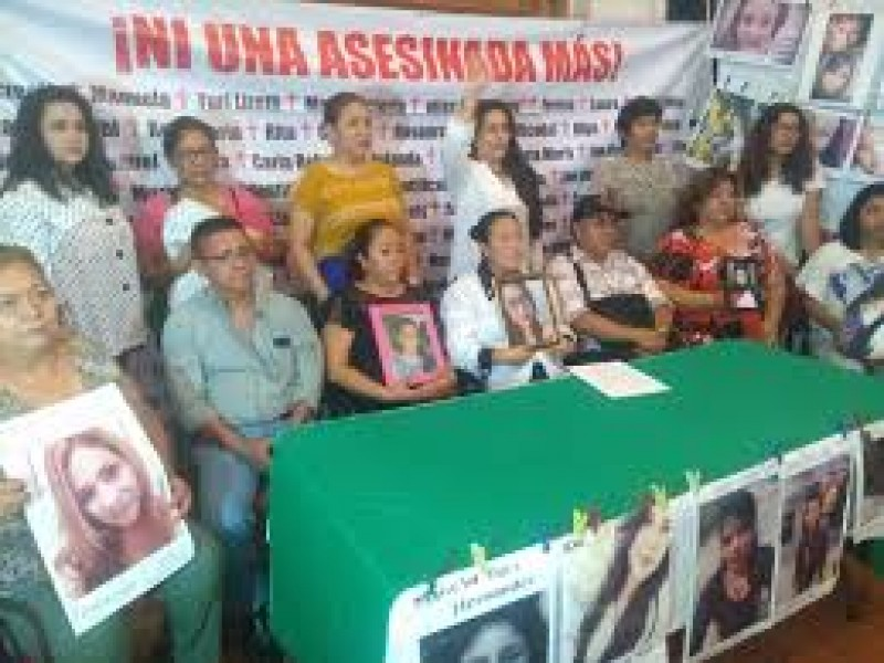 46 carpetas de investigación por feminicidios en EDOMEX
