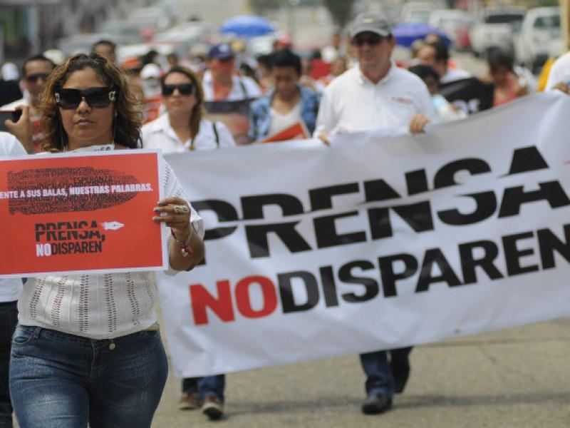 46 periodistas en Programa Preventivo y de Seguridad:CEAPP