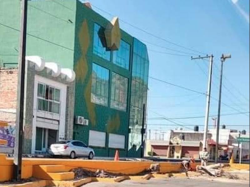 48 mil pesos podría pagar plaza comercial por talar árboles