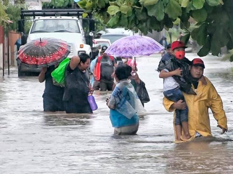 4800 familias damnificadas en Agencias Municipales de Juchitán recibirán apoyos