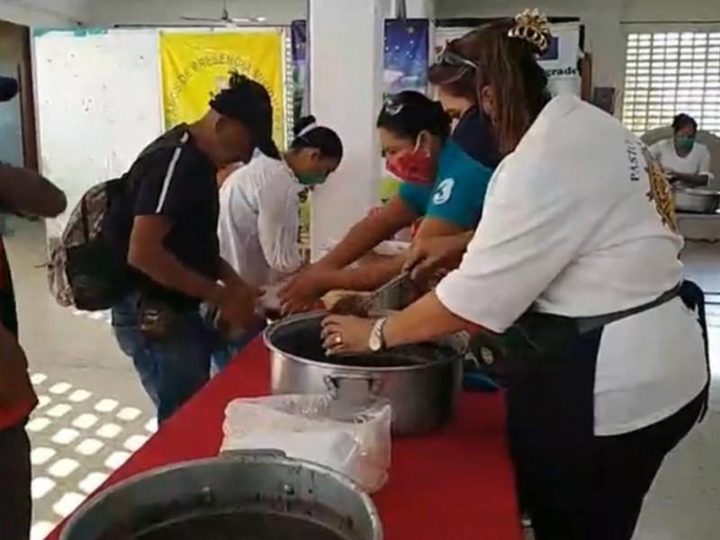 5 centros de donación de alimentos CDMX