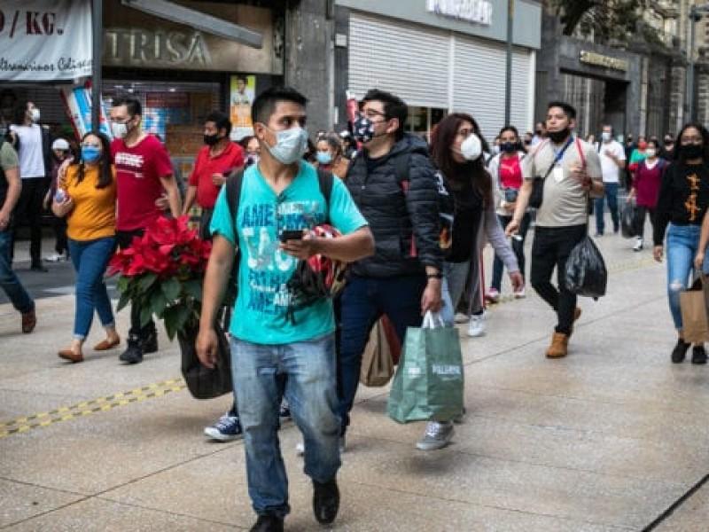 5 mil 069 nuevos contagios de Covid-19 en México