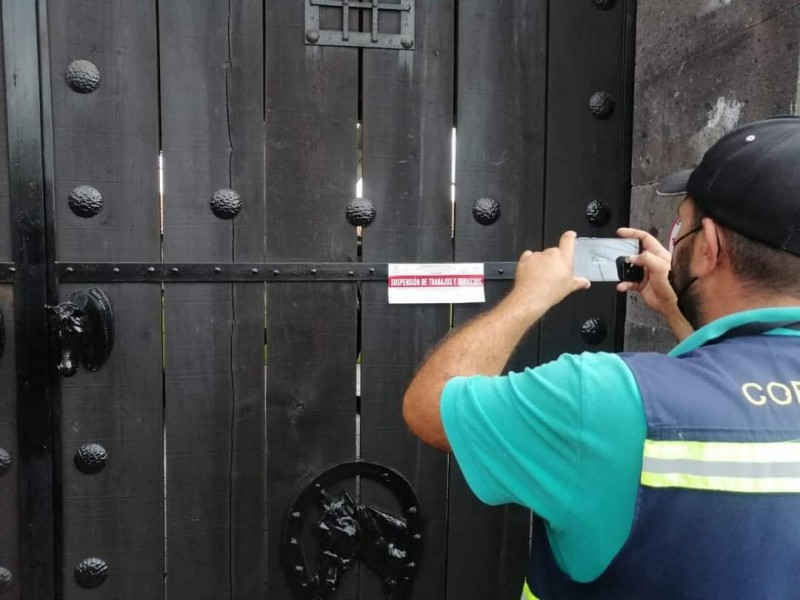 5 negocios han sido clausurados en Tepic