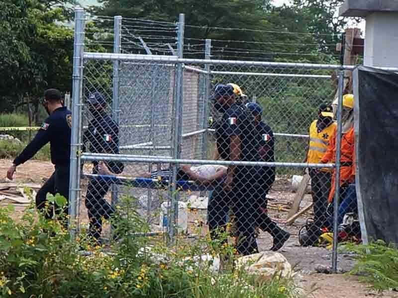 5 personas fallecen en Cintalapa al interior de un pozo