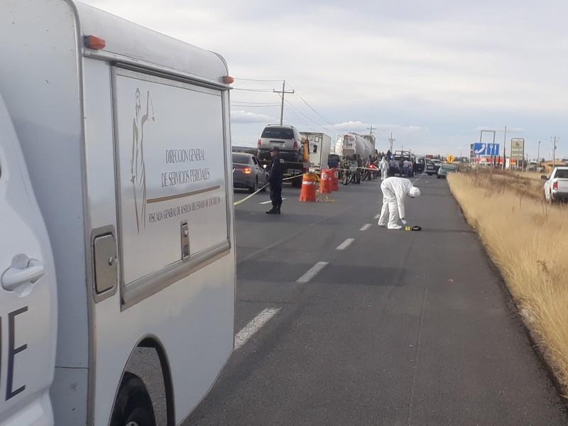 5 policías de Fresnillo muertos tras emboscada