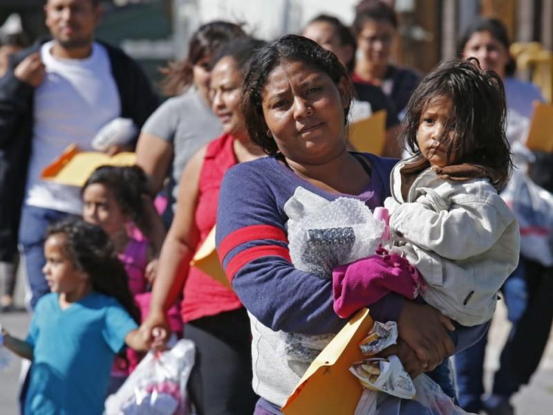 50 Adultos migrantes están resguardados por el INM