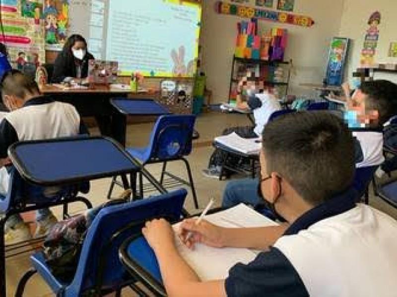 50 escuelas esperan volver de manera presencial en la entidad