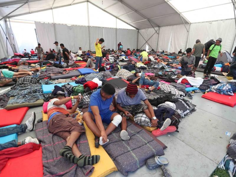 50 mil migrantes han solicitado asilo en México