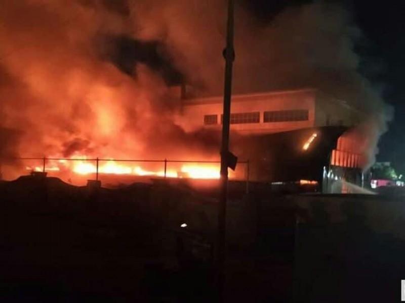 50 muertos y 20 heridos tras incendio de hospital Covid-19