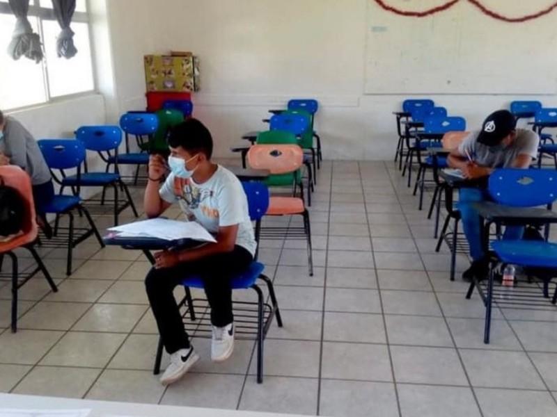 500 escuelas en Veracruz regresaron a clases presenciales:SEV