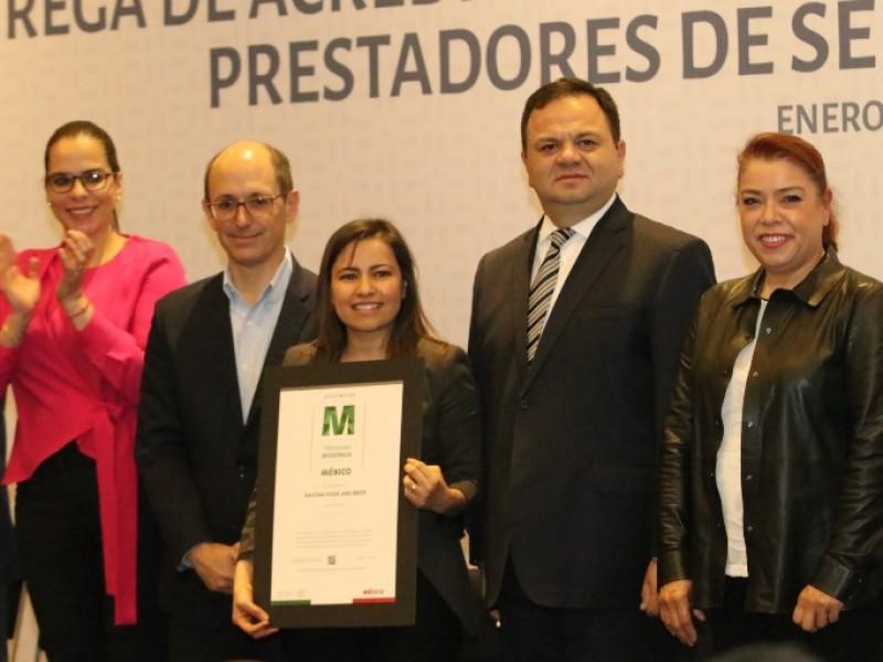 51 certificaciones a prestadores de servicios turísticos