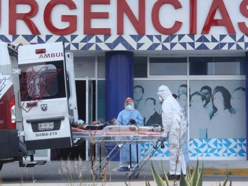 512 nuevos contagios por COVID19 en Puebla las últimas horas