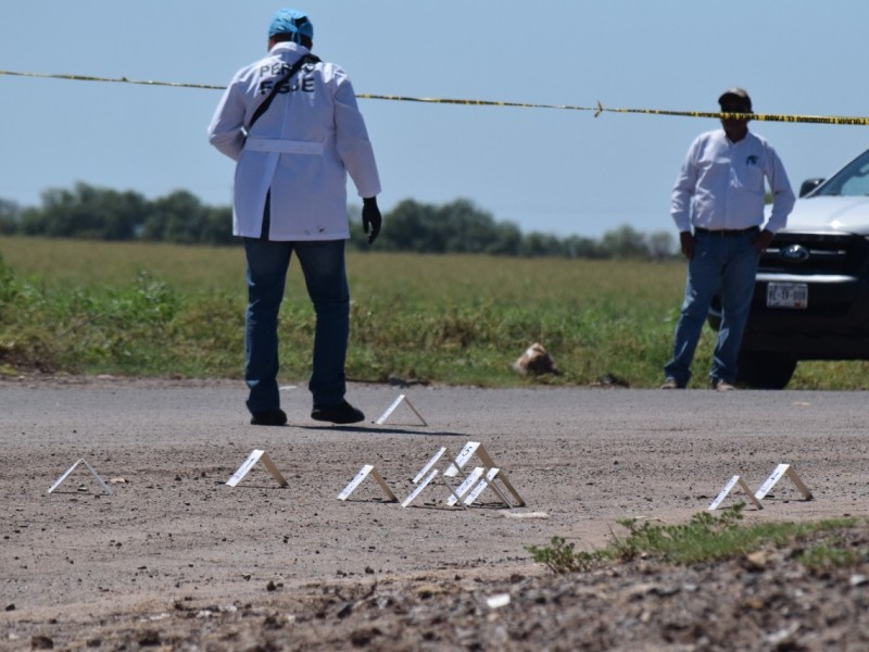 52 homicidios cifra histórica en Cajeme