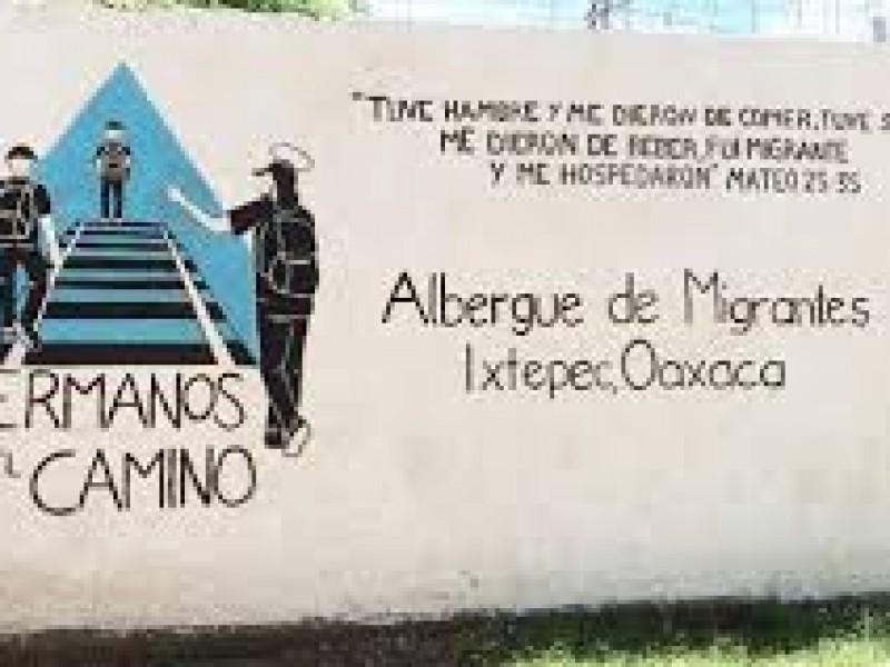 52 niños migrantes de Guatemala permanecen resguardados en Ixtepec