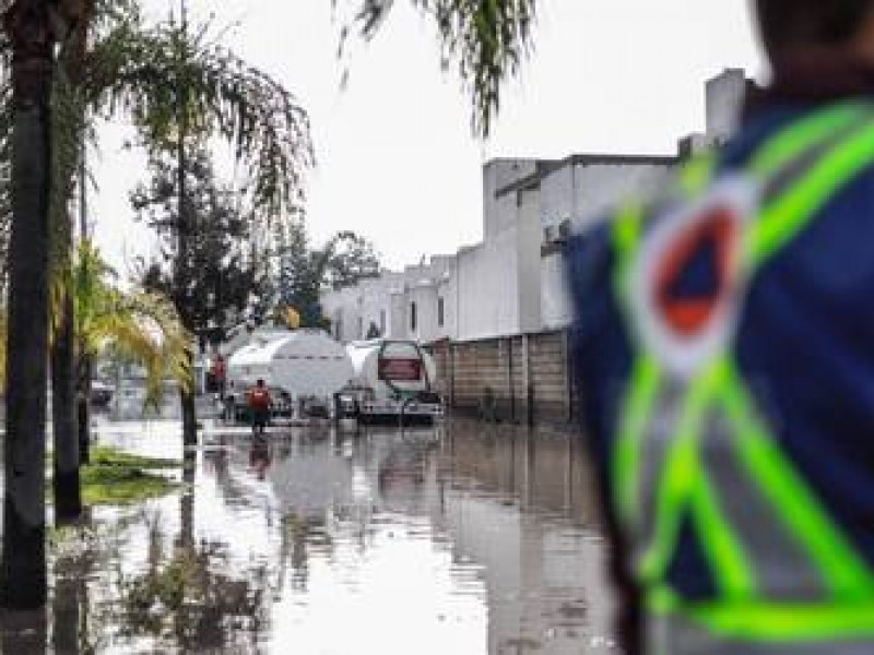54 viviendas afectadas, saldo de lluvias de la semana pasada
