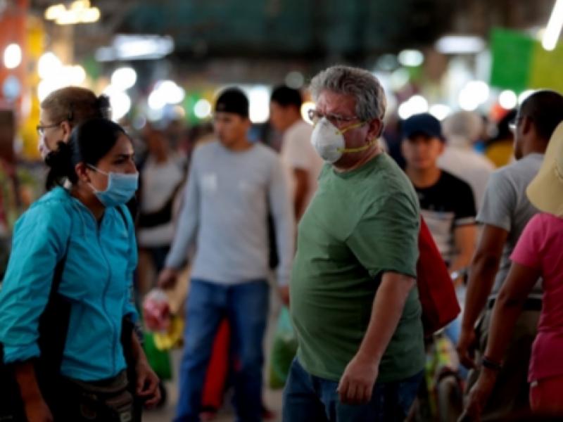 546 defunciones por Covid-19 en México y 6875 contagios