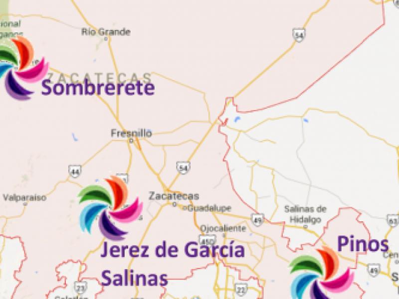 56 homicidios dolosos en Pueblos Mágicos de Zacatecas