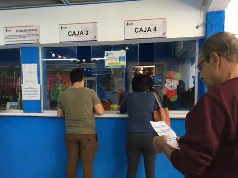 58 mil deudores mantienen errática situación de SIAPA