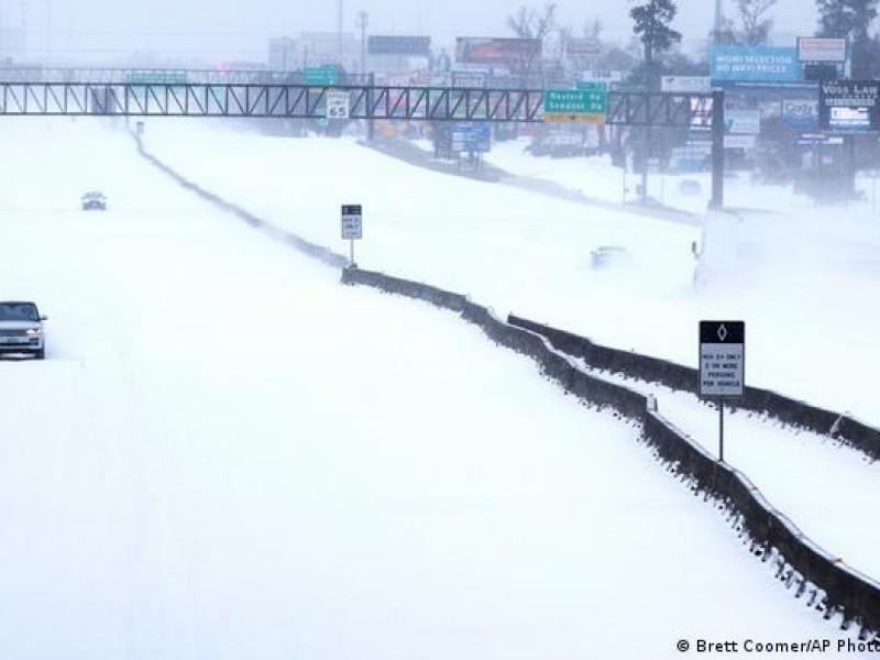 58 muertos por ola de frío en Estados Unidos