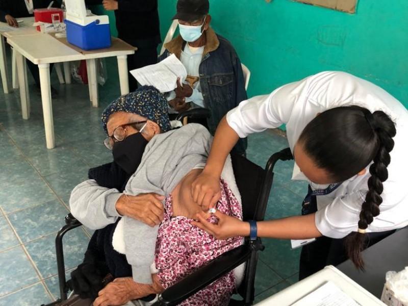 59 comunidades ya recibieron la vacuna en Sonora