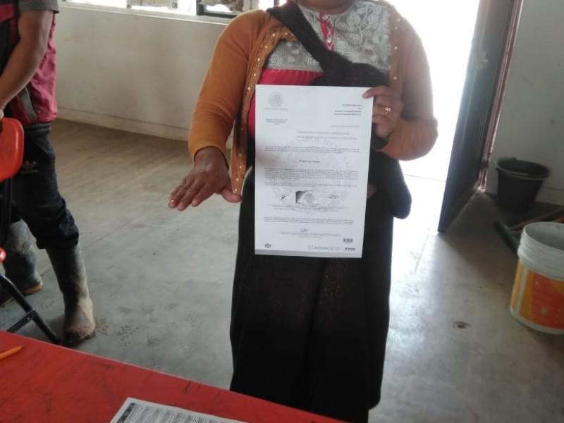59 mil funcionarios de casilla reciben nombramientos