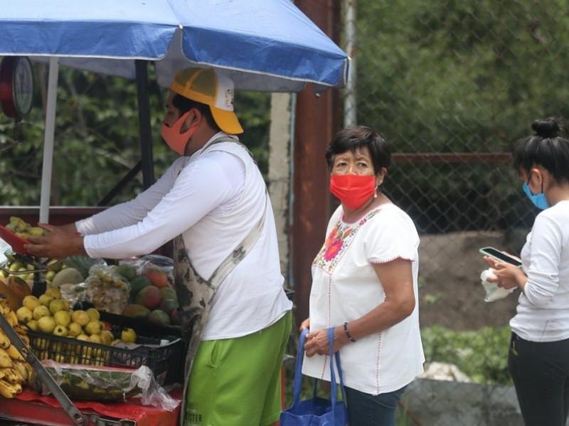 México suma 591 mil 712 contagios de Covid-19