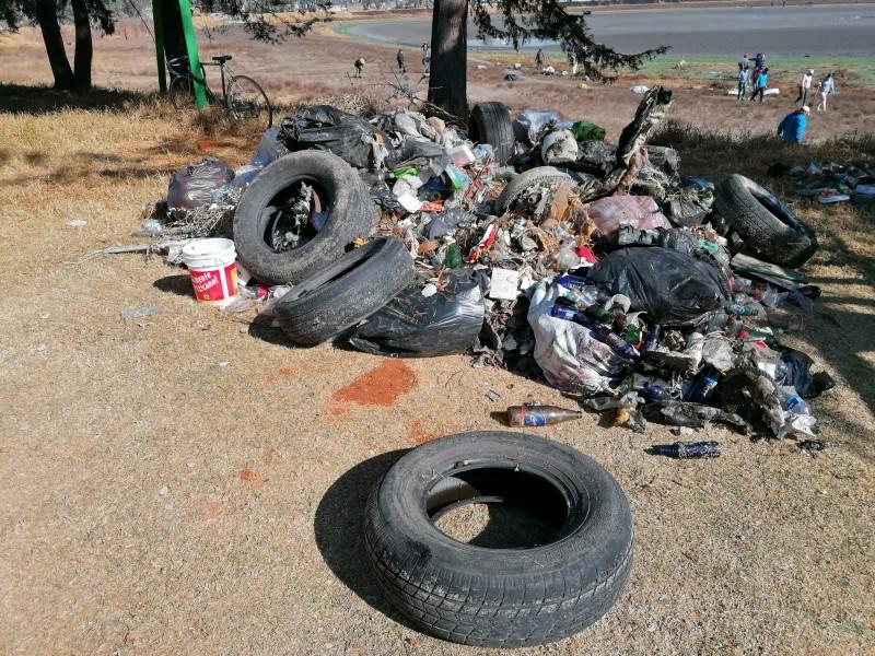 6 mi toneladas de basura son retiradas de ríos