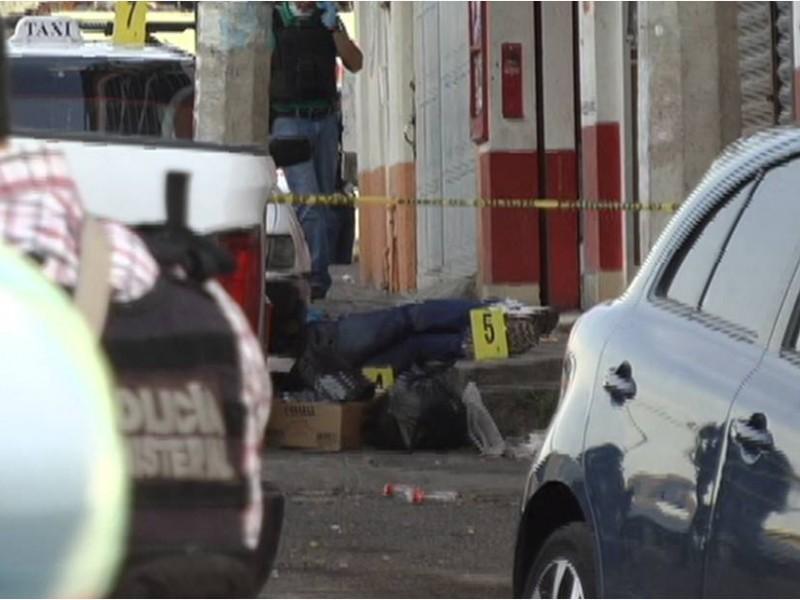 6 muertos en las últimas horas en Zacatecas