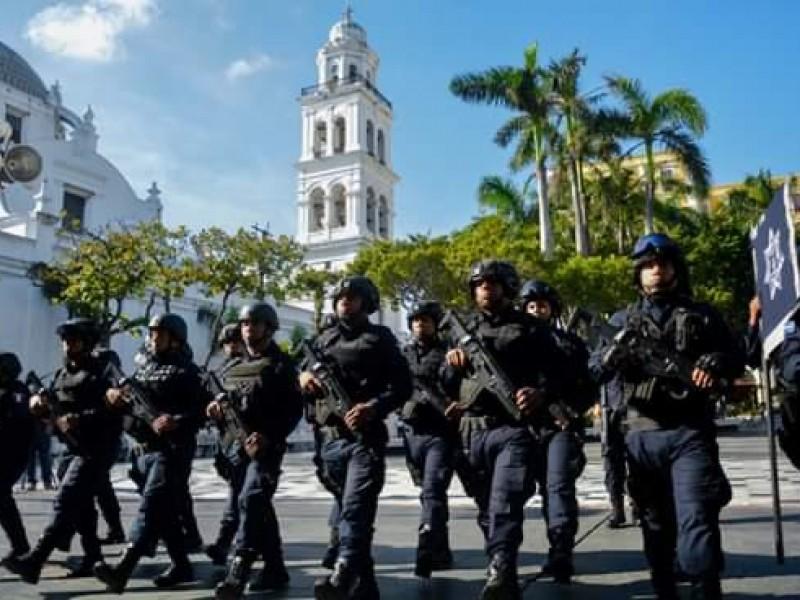 6 policías municipales dieron positivo a Covid-19 en Veracruz