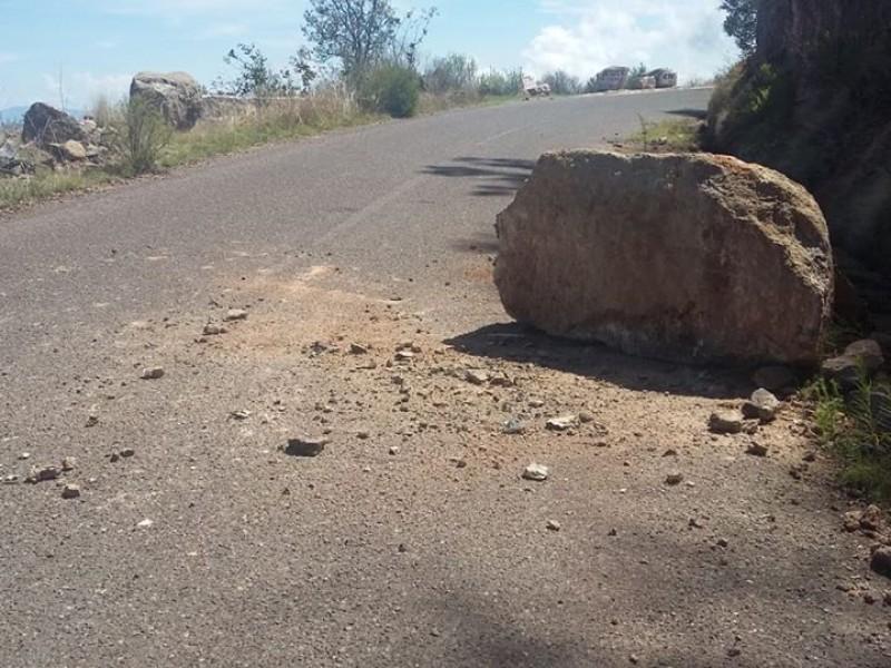 60% de la red carretera en condiciones malas