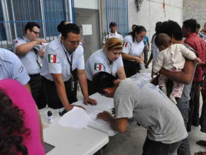 60% de solicitudes de asilo, son en Chiapas