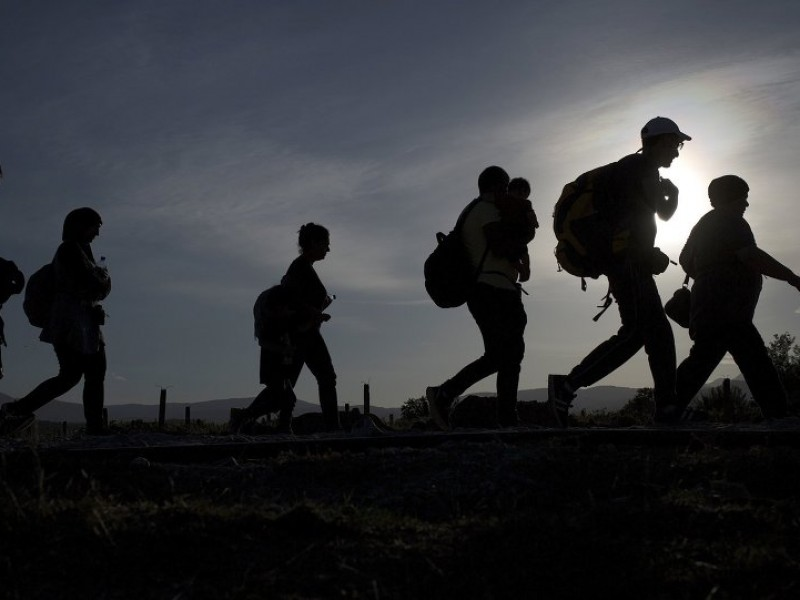 60 mil migrantes buscarán solicitud de refugio