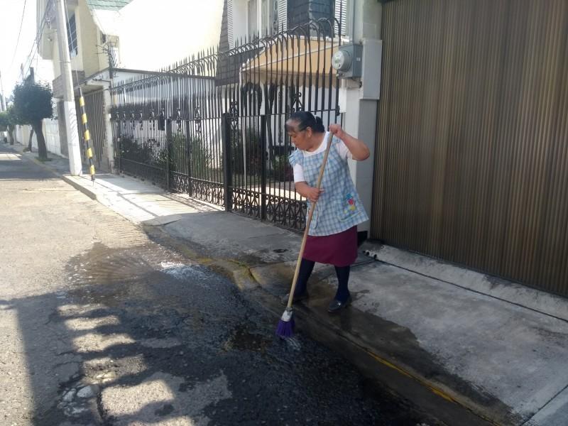 600 empleadas domésticas inscritas en el IMSS