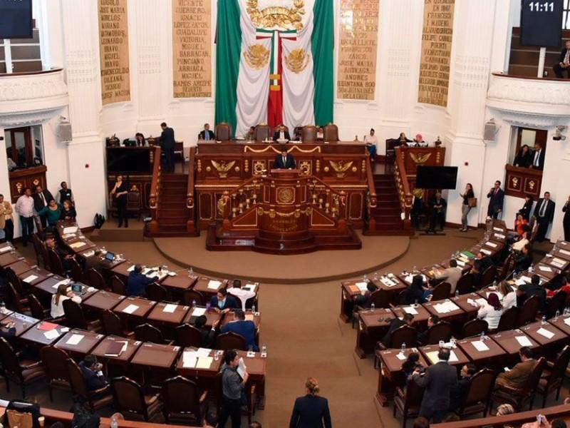 600 mdp menos en presupuesto para Congreso capitalino