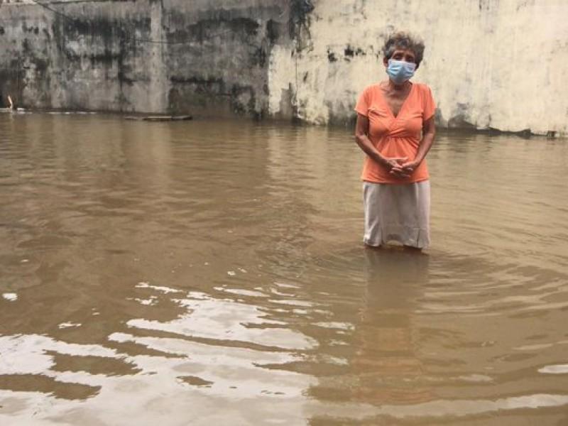 600 mil damnificados y 4 muertos por lluvias en Tabasco