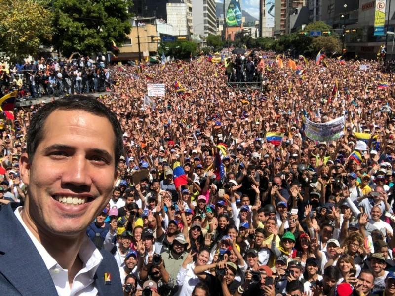 600 mil voluntarios repartirán ayuda humanitaria en Venezuela