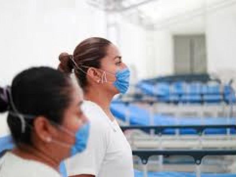 600 trabajadores de salud han sido contratados durante la contingencia