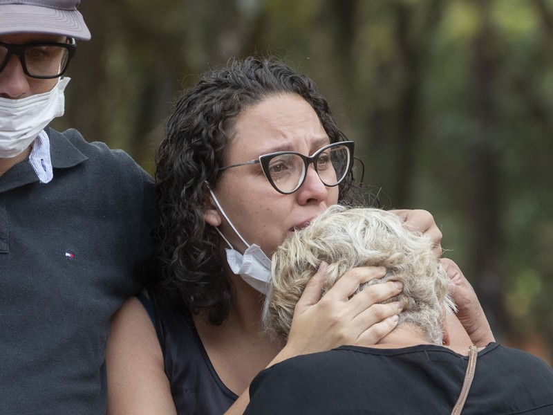 61 mil 450 personas han muerto en México por Covid-19