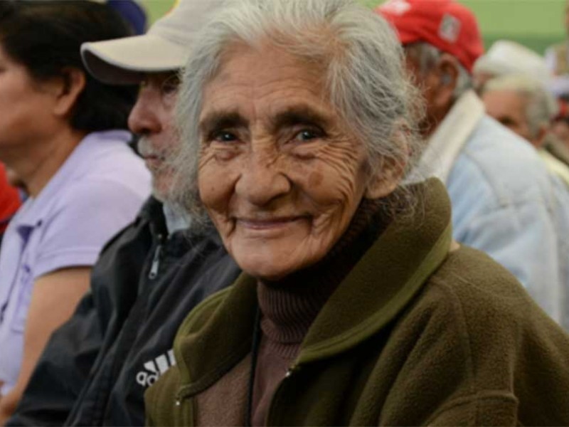61 mil adultos mayores reciben apoyo federal