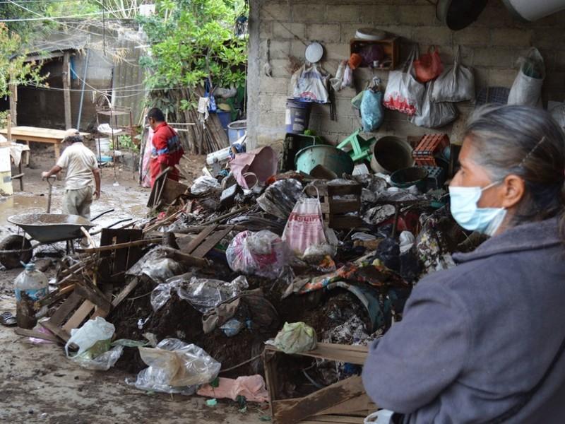 621 mil 536 personas viven en zonas propensas a deslaves