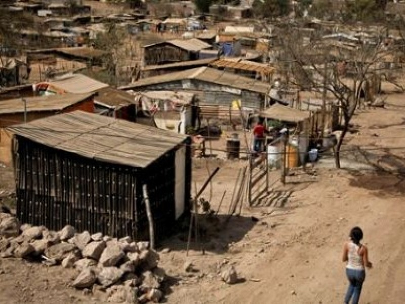 64 por ciento de oaxaqueños padecen pobreza