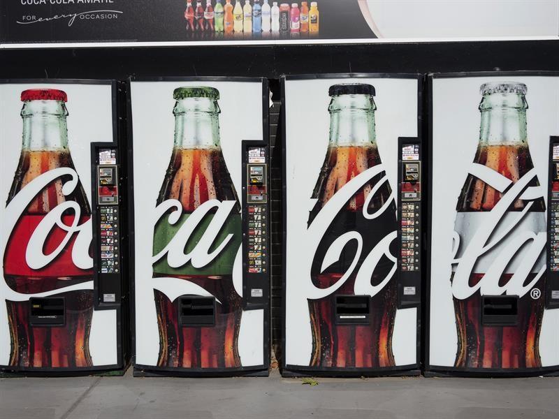 6.434 MDD Coca Cola Company en 2018