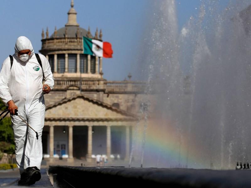 7 Estados mexicanos alcanzan el semáforo verde epidemiológico