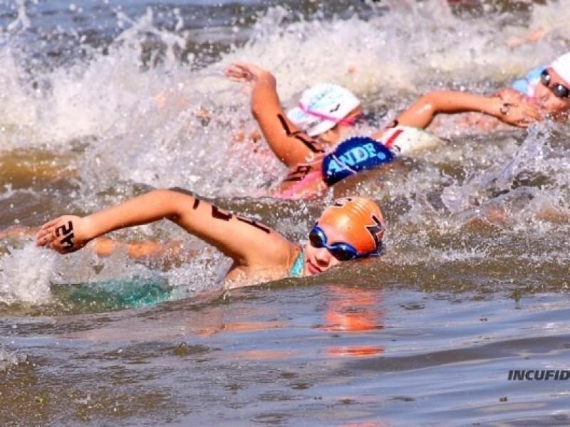 7 nadadores zacatecanos de aguas abiertas participarán en juegos nacionales