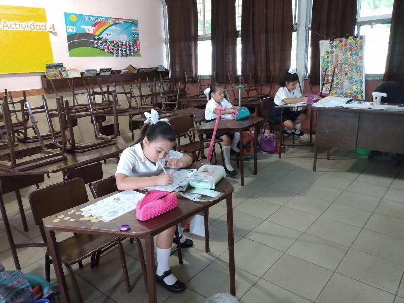 70% de ausentismo en escuelas de Ahome