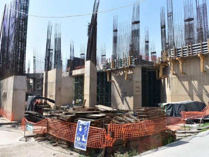 70% de reducción en plantilla laboral en sector de construcción