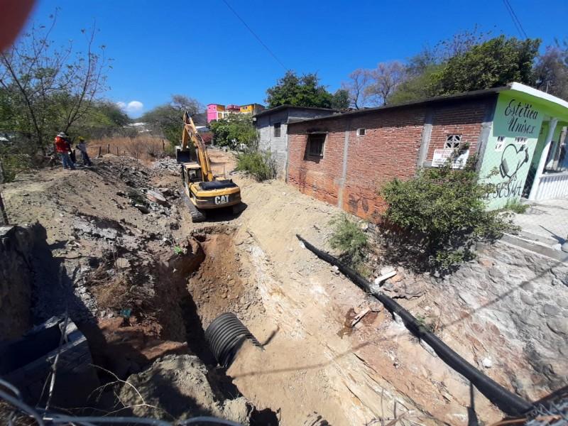75% del drenaje en Tehuantepec requiere mantenimiento: Vilma Cortés